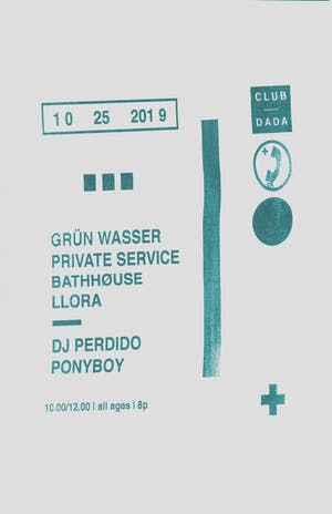 Grün Wasser • Private Service • Bathhøuse • Llora