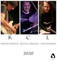 Wayne Krantz - Keith Carlock - Tim Lefebvre