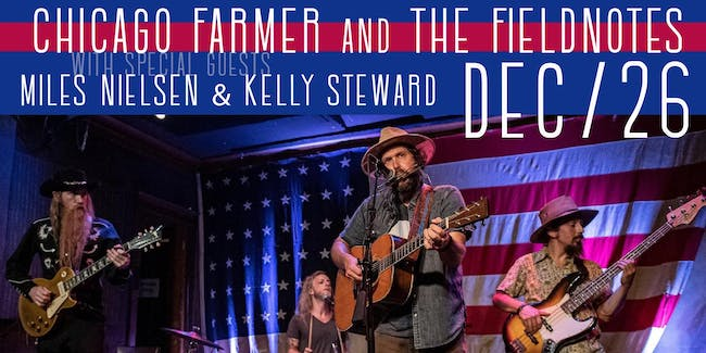 Chicago Farmer & The Fieldnotes