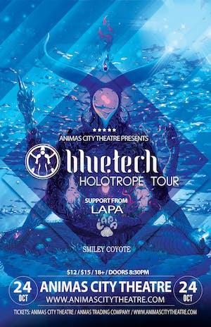 Bluetech, Lapa, & Smiley Coyote