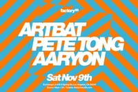 ARTBAT and Pete Tong
