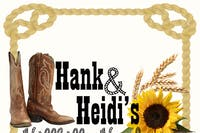 Hank & Heidi's Hillbilly Hoedown Wedding