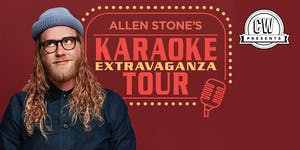 City Winery Presents: Allen Stone Karaoke Extravaganza