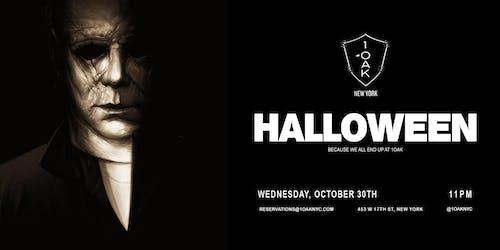 1Oak Halloween Party 10/30