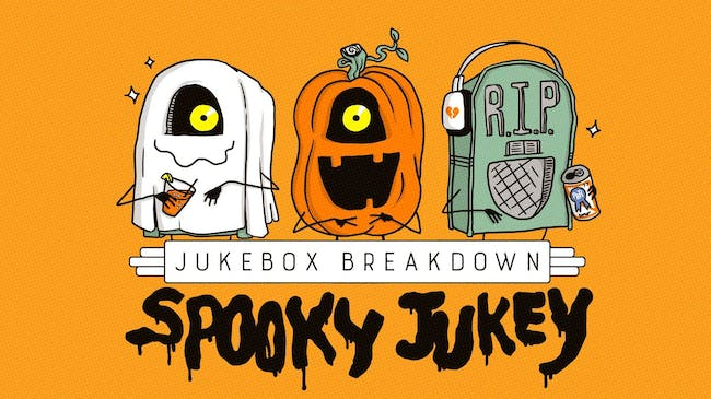 Spooky Jukey Halloween Party