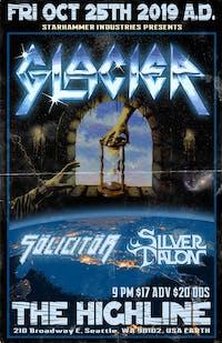 Glacier, Solicitor, Silver Talon