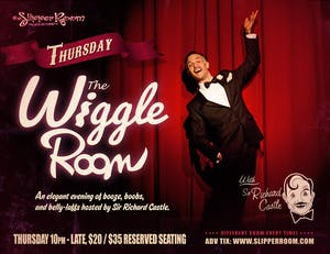 The Wiggle Room Halloween Special