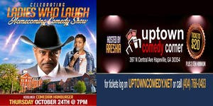 Spelman Ladies Who Laugh Homecoming Comedy Show