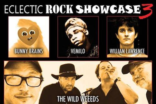 Eclectic Rock Showcase 3