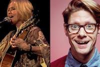 An Evening with Barb Ryman (music!) & Tommy Ryman (comedy!)
