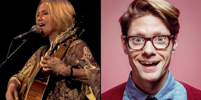 An Evening with Barb Ryman (music!) & Tommy Ryman (comedy!)