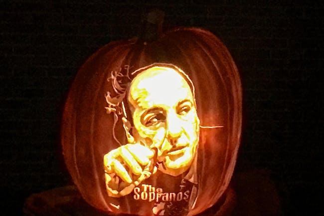 B'Ohh! A Sopranos Halloween