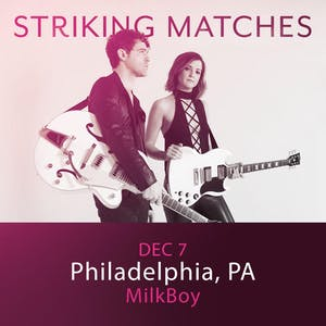 Striking Matches