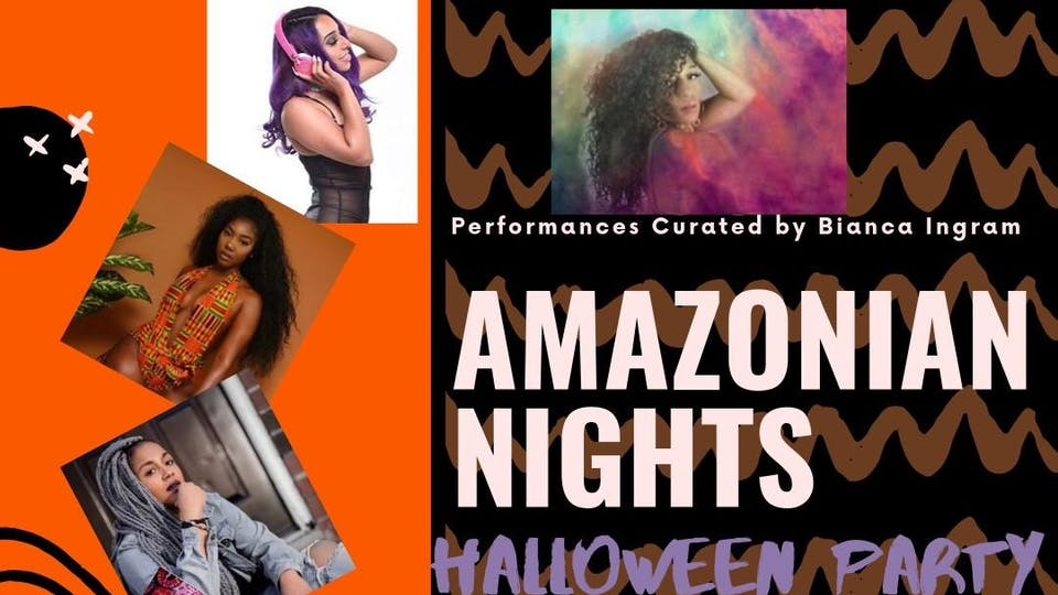 Amazonian Nights Halloween Party