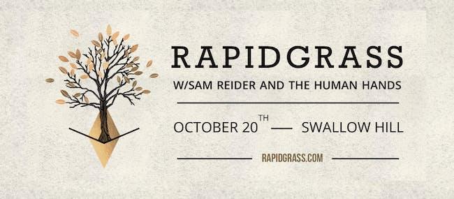 Rapidgrass and Sam Reider & The Human Hands