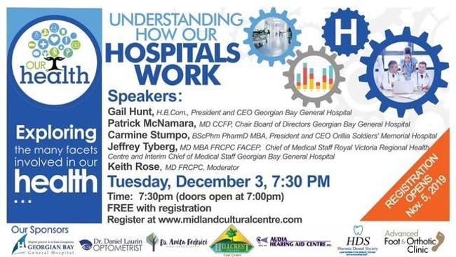 Our Health: Understanding How Our Hospital Work