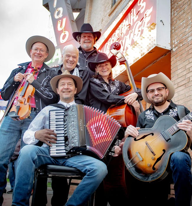 Honky-Tonk Jump The Texas Swing Music of Bob Wills