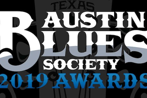 Austin Blues Society Awards with W.C. Clark, Oscar Ornelas & More