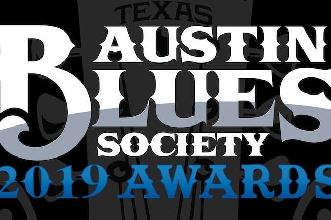 Austin Blues Society Awards with W.C. Clark, Oscar Ornelas & More