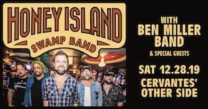 Honey Island Swamp Band w/ Ben Miller Band