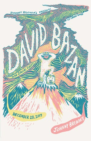 David Bazan with Special Guest (psst it's a secret)