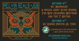Melvin Seals & JGB ft. John Kadlecik