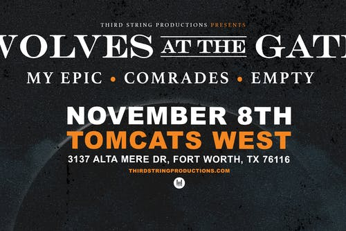Wolves At The Gate at Tomcats West
