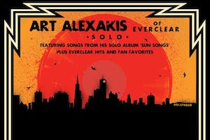 Art Alexakis (Of Everclear)