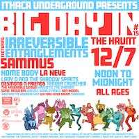 Big Day In #15 featuring Sammus, Irreversible Entanglements, and more TBA!