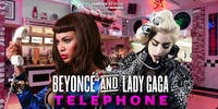 Telephone: Beyoncé and Lady Gaga Pop Disco