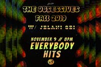 The Obsessives ~ Jelani Sei