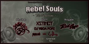 REBEL SOULS (The Beginning) Hip-Hop | EDM | Reggae