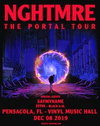 NGHTMRE'S THE PORTAL TOUR