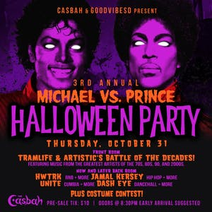 Halloween Party - Michael vs. Prince