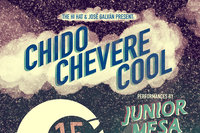 chido / chevere / cool ft. Cosmica 15-Year Anniversary ft.  Secret Guest