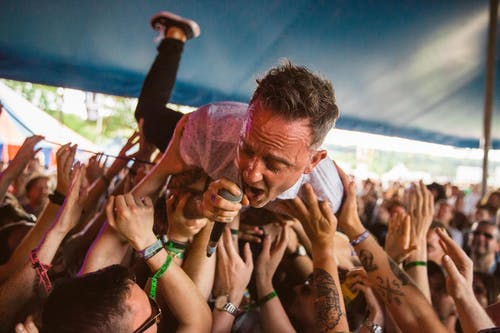 Dave Hause & The Mermaid @ The Sunset