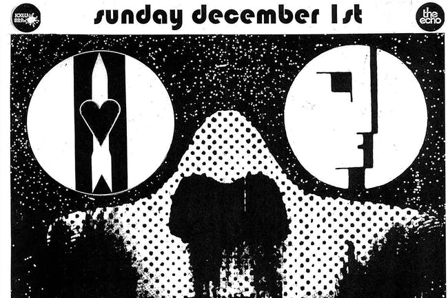 BAUHAUS / LOVE & ROCKETS / TONES ON TAIL NITE w/Guest DJ Xian Vox