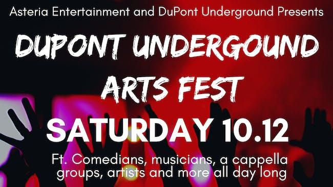 DuPont Underground Arts Fest