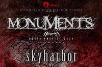 Rescheduled from October 12th - Monuments