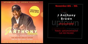 J Anthony Brown- SPECIAL ENGAGEMENT