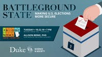 Periodic Tables: Battleground State: Making US Elections More Secure