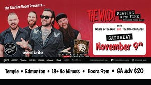 The Wild w/ Whale & The Wolf and The Unfortunates