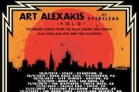 ART ALEXAKIS of Everclear (solo)