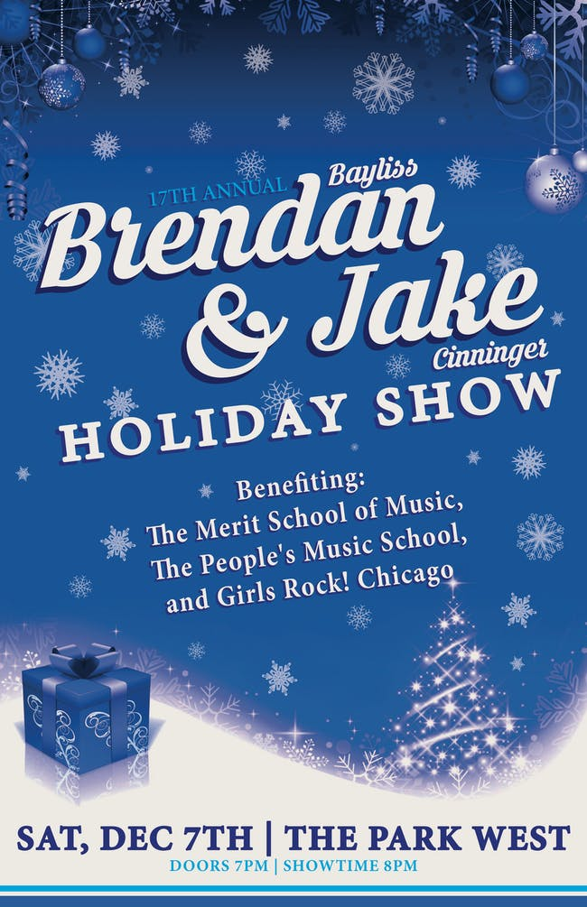 Christmas Jam 2019.Brendan Bayliss Jake Cinninger 17th Annual Holiday Show