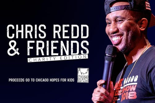 Chris Redd & Friends: Charity Edition