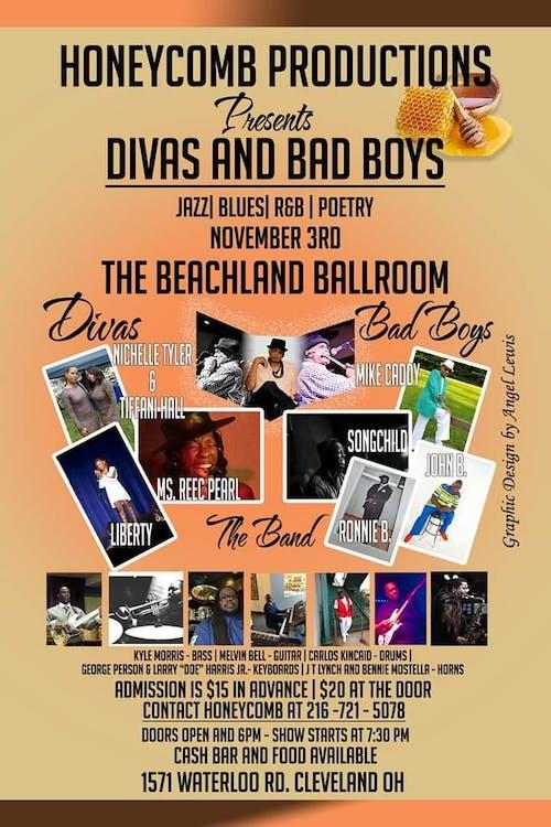 Divas and Bad Boys