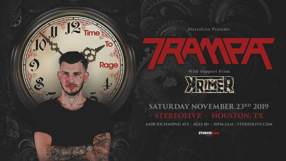 Trampa - Stereo Live Houston