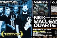 Nick Maclean Quartet feat. Brownman Ali