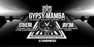 GYPSY MAMBA . OTHERR . JAY3M — Soundpieces SF