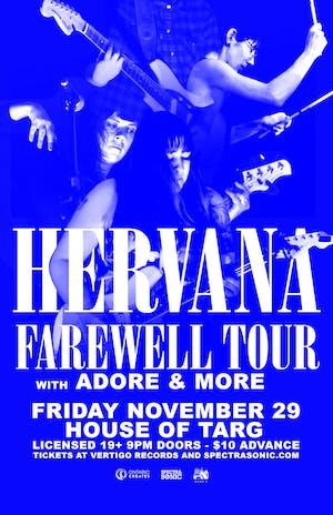 Hervana: The Farewell Tour